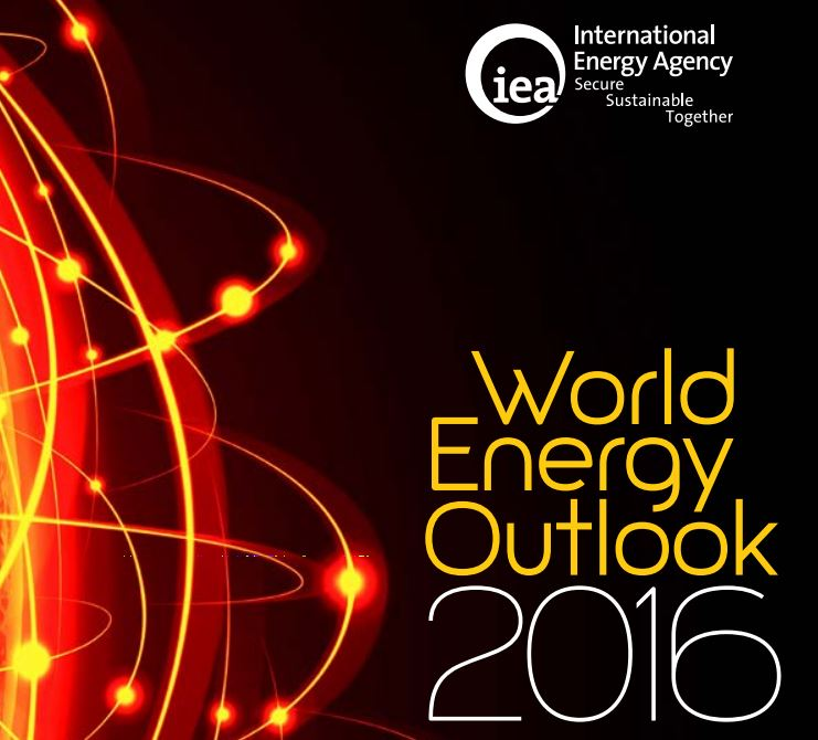 Presentation World Energy Outlook 2016